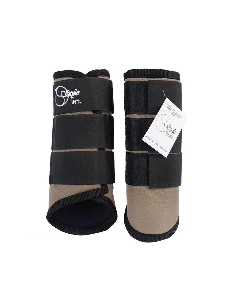 Style Cross boots - achter