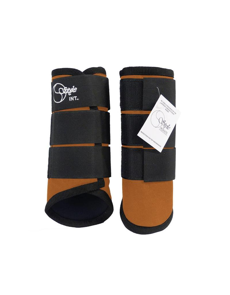 Style Carbon Cross boots - achter