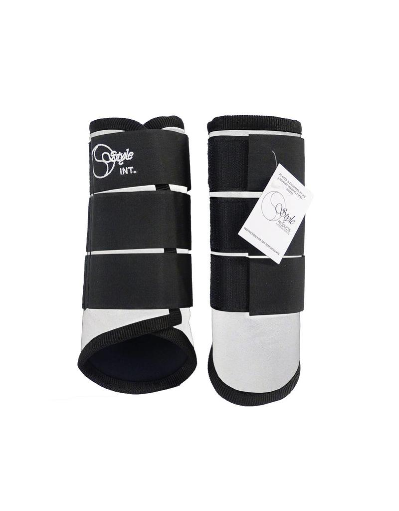 Style Carbon Cross boots- hind