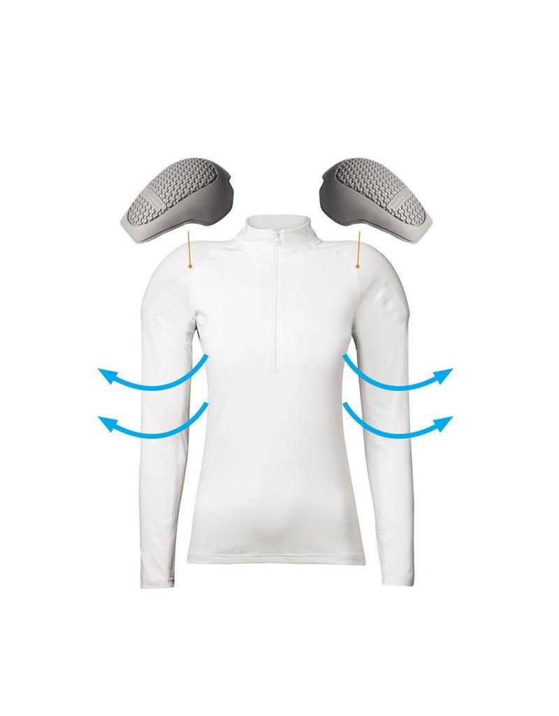 AiroWear  Bodybase PRO schouderbescherming pads