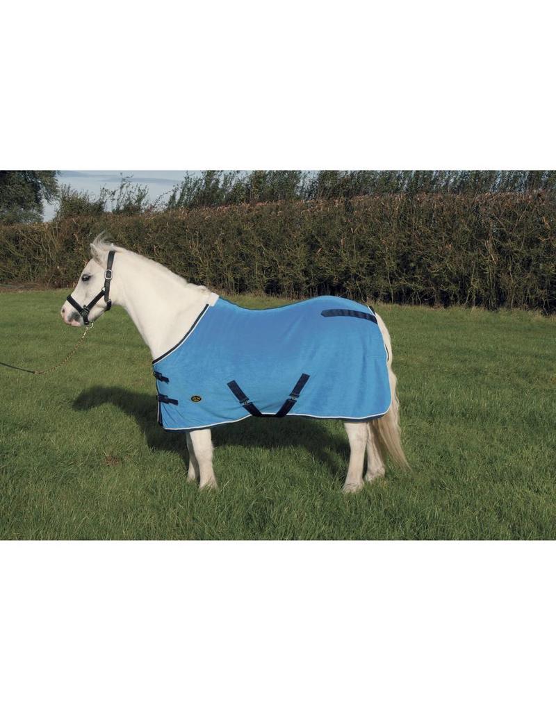 The Mark Todd collection Pony fleece rug