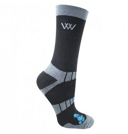 Woofwear Bamboo short riding socks