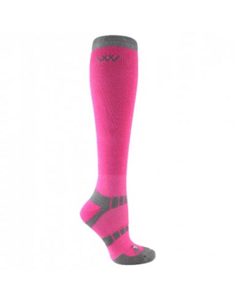 Woofwear Bamboo long riding socks (2 pairs)