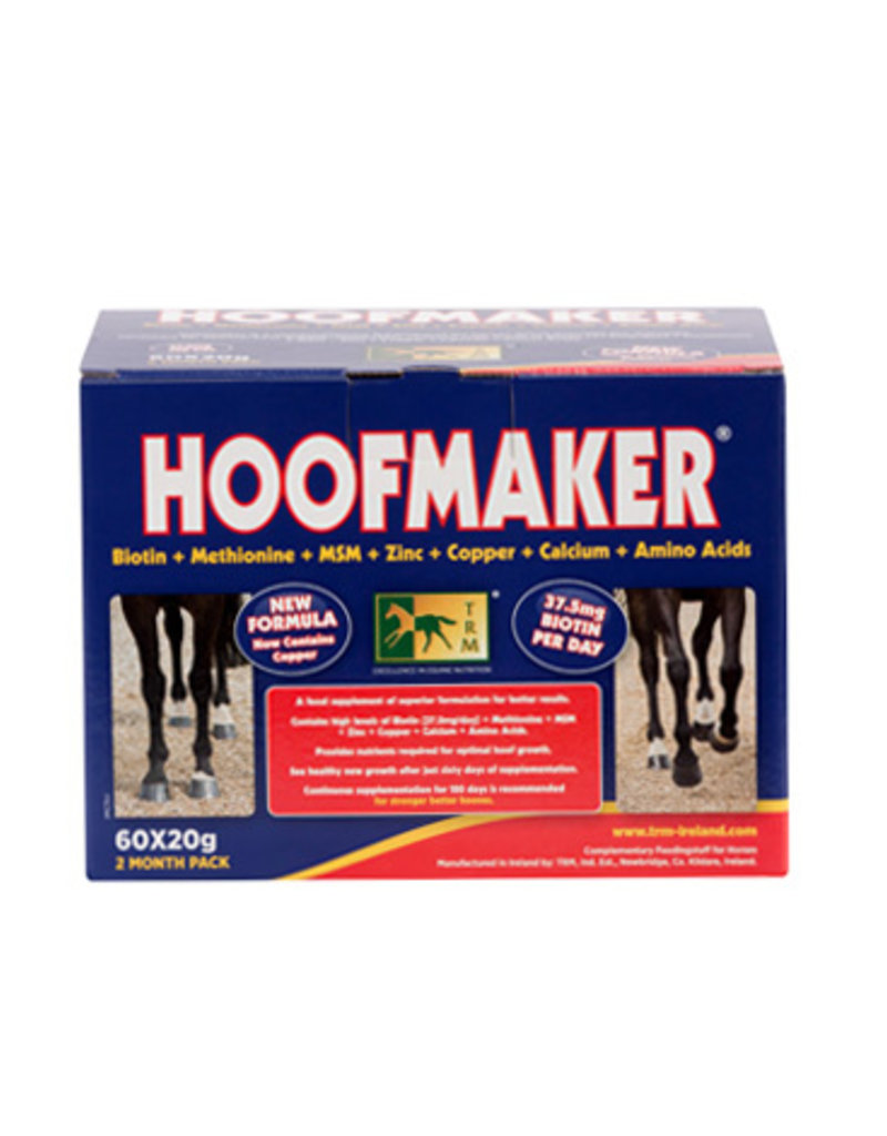 TRM - Hoofmaker