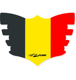 FLAIR Neusstrips - single packs Limited edition -  Belgische Vlag