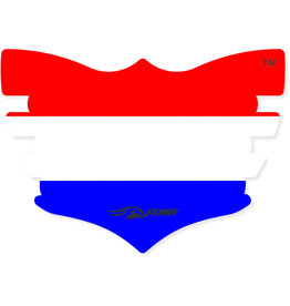 FLAIR Neusstrips - single packs Limited edition -  Nederlandse Vlag