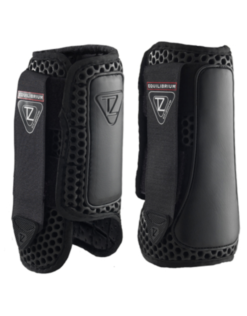 Equilibrium Tri-Zone Impact Sports Boots - Hind