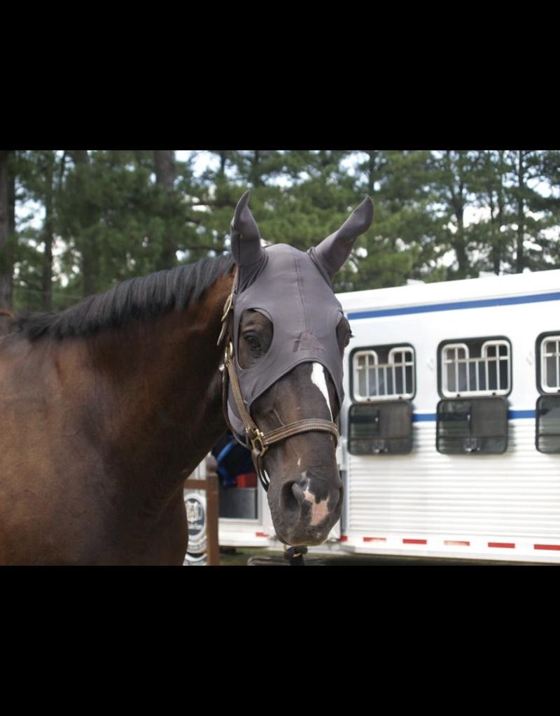 Fenwick Equestrian Liquid Titanium Masker met oren