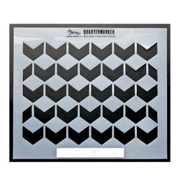 Equinomic Quartermarker Chevron