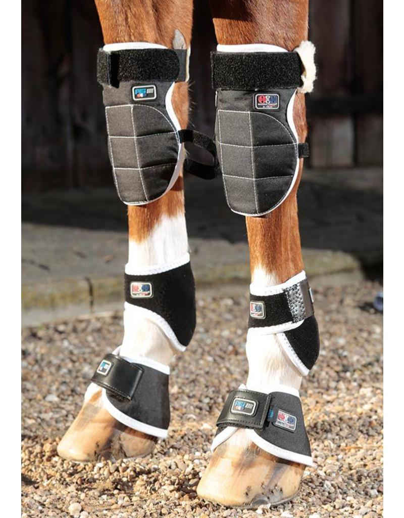 Premier Equine Magni-teque Magnet knee boot - pair
