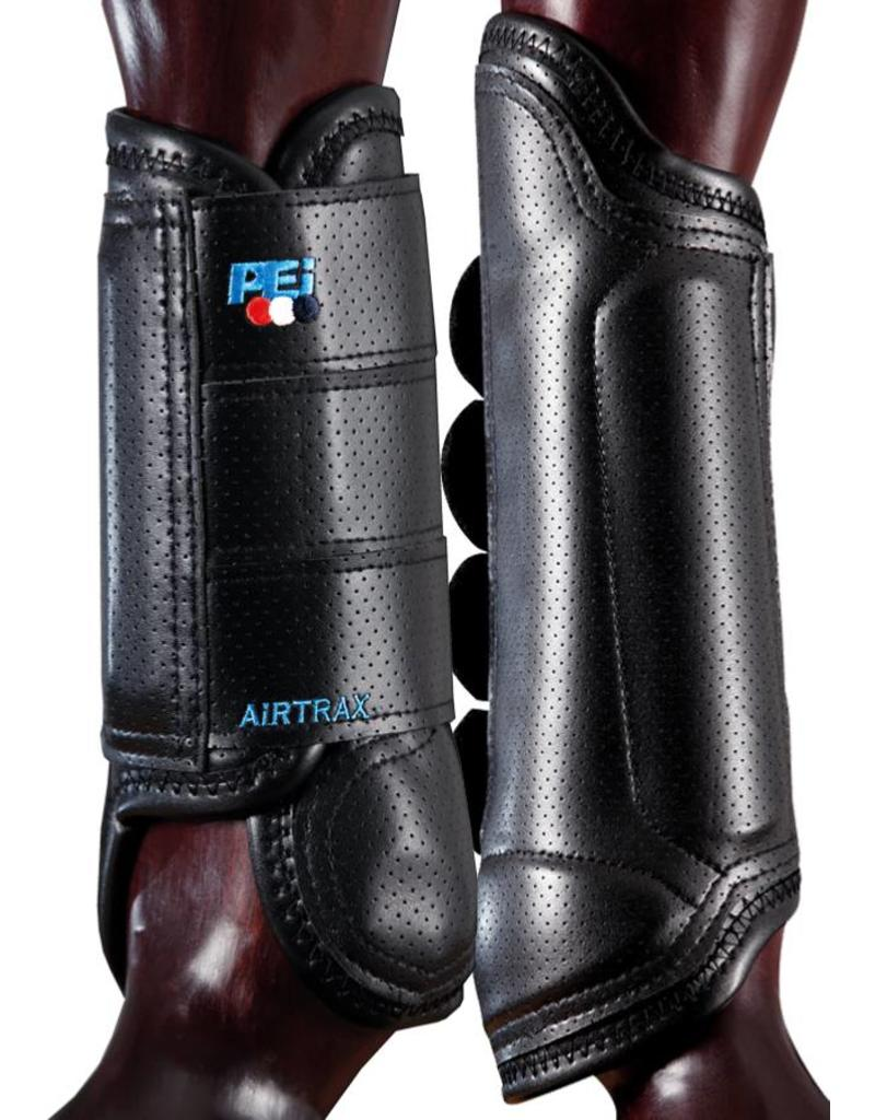 Premier Equine AIRtrax eventing boots - achter