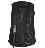 Helite Air Shell gilet - zip'in airbag