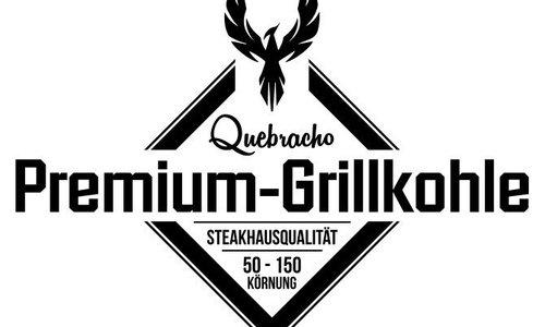 Premium-Grillkohle
