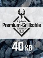 Premium-Grillkohle 40kg Quebracho Premium-Grillkohle