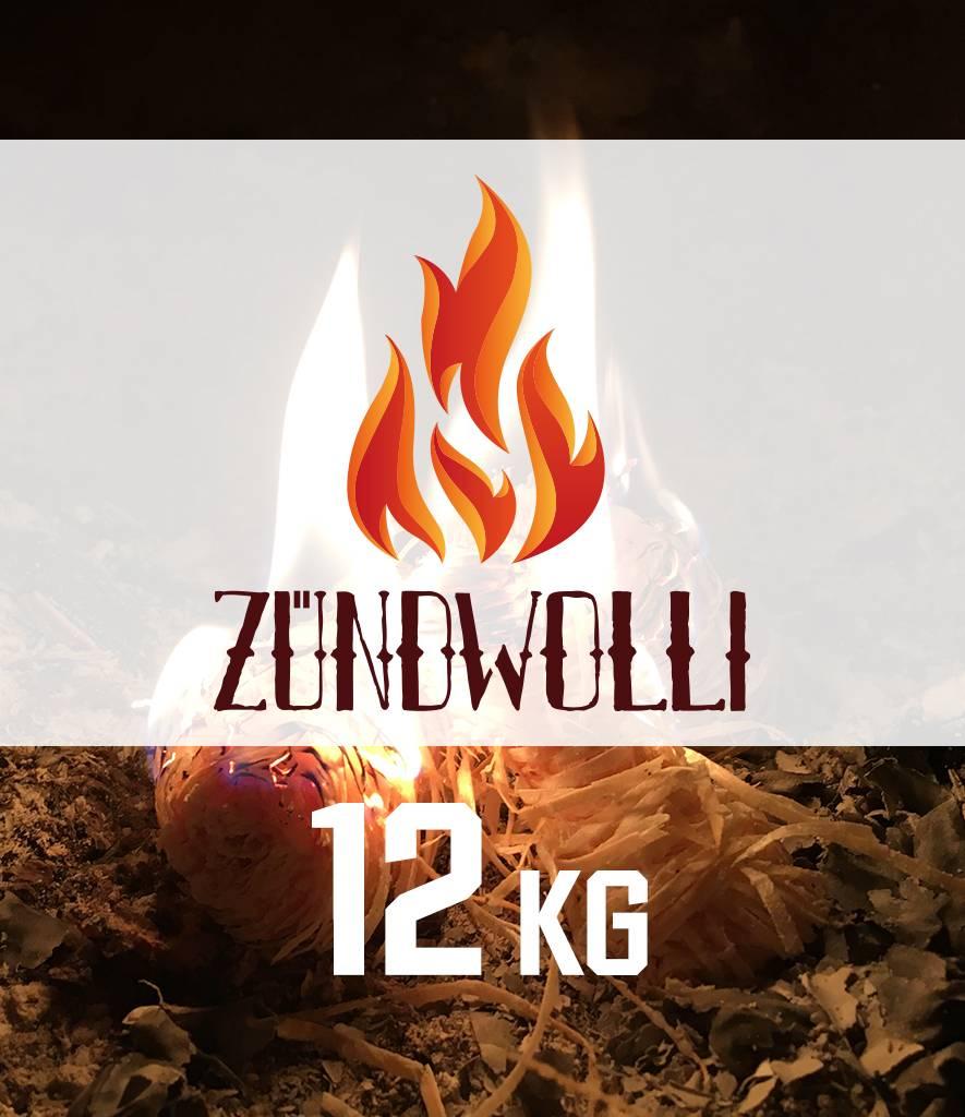 Zündwolli Premium-Anzünder 12kg Zündwolli Premium-Anzünder