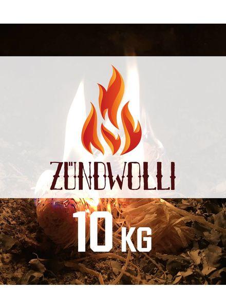 Zündwolli Premium-Anzünder 10kg Zündwolli Premium-Anzünder