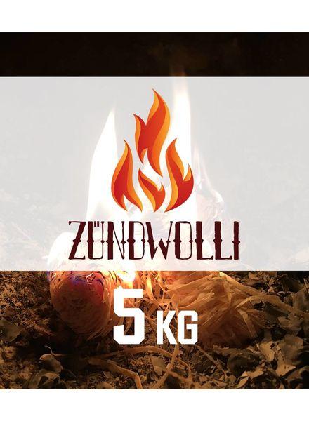 Zündwolli Premium-Anzünder 5kg Zündwolli Premium-Anzünder