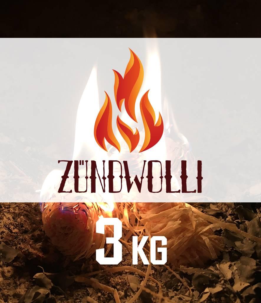 Zündwolli Premium-Anzünder 3kg Zündwolli Premium-Anzünder