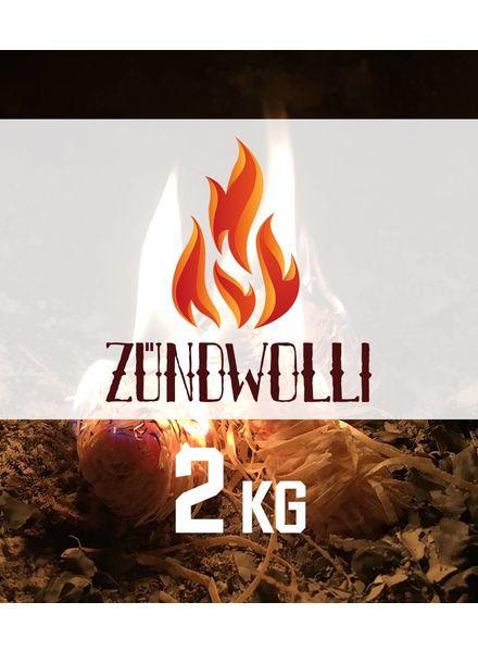 Zündwolli Premium-Anzünder 2kg Zündwolli Premium-Anzünder