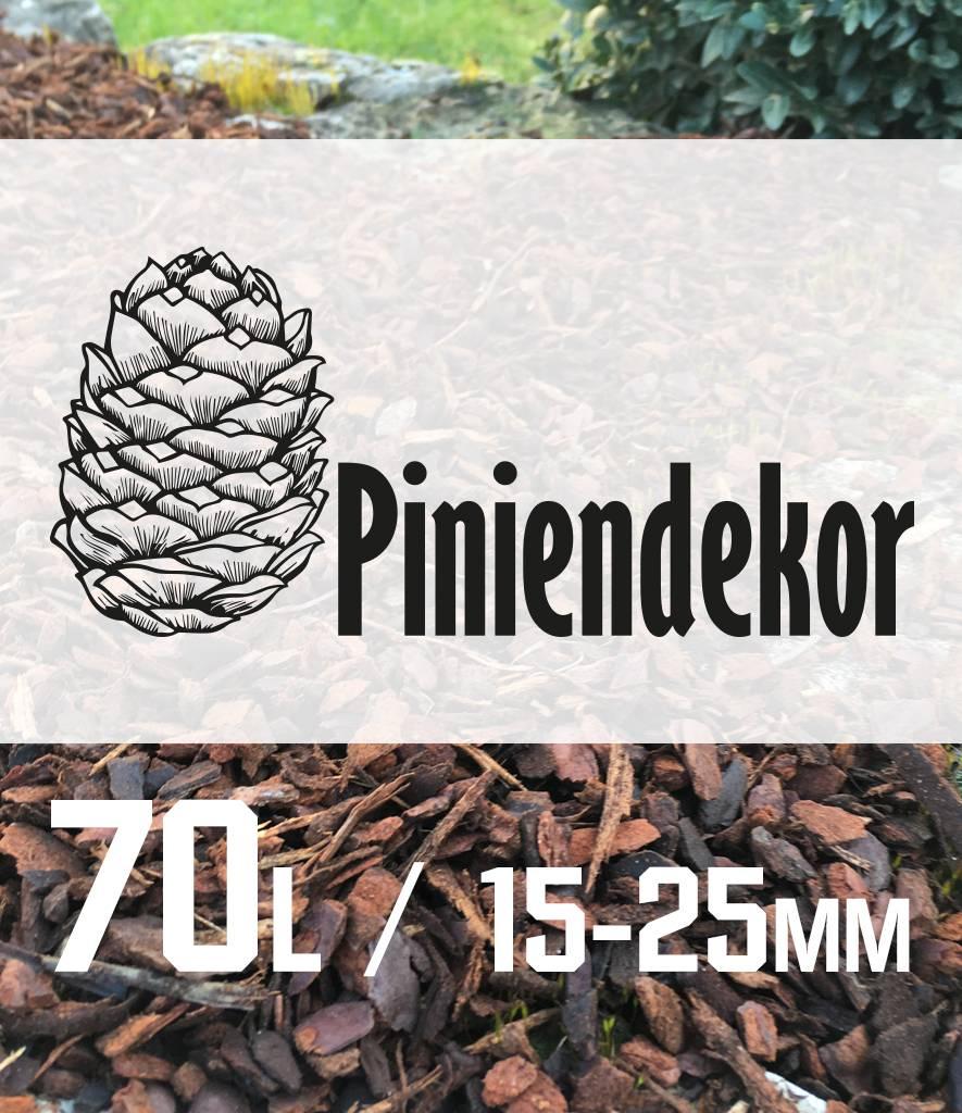 Piniendekor Piniendekor 70L / 15-25mm