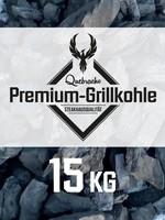 Premium-Grillkohle 15kg Quebracho Premium-Grillkohle