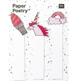 Paper Poetry Sticky Notes Magical Summer