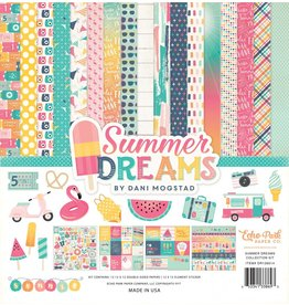 Echo Park Summer Dreams 12x12 Collection Kit