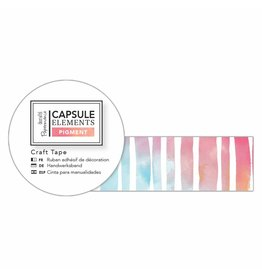 Papermania Washitape Elements Pigment  Stripes 15mm x 3m