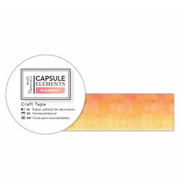 Papermania Washitape Elements Pigment  Sunrise 15mm x 3m