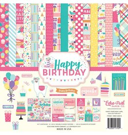 Echo Park Happy Birthday Girl 12x12 Collection Kit Echo Park