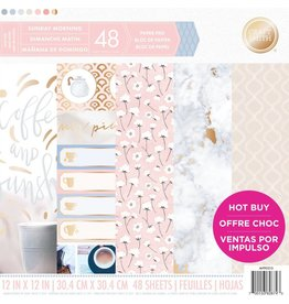 Craft Smith Craft Smith Sunday Morning Paper Pad 12x12