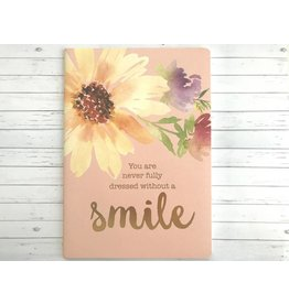 Notizheft DIN A5 smile