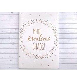 Notizheft DIN A5 Mein kreatives Chaos !