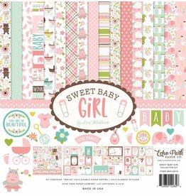 Echo Park Sweet Baby Girl 12x12 Collection Kit