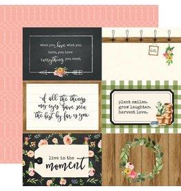 Carta Bella Carta Bella - Spring Market  12x12 Cardstock Bogen