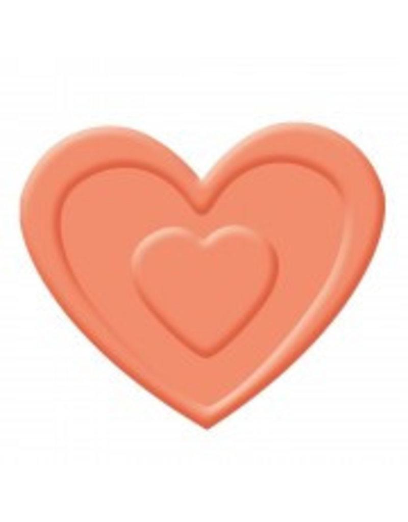 Prägestanzer Herz  32mm
