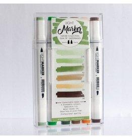 Studiolight Watercolour Marker Nature