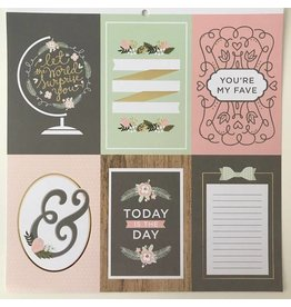 Today is the day Cardstock 12x12