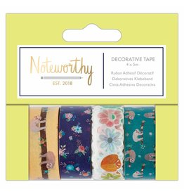 Papermania Washi Tape Set Noteworthy