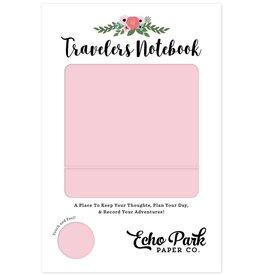 Echo Park Echo Park - Travelers Notebook - Rosa