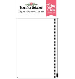 Echo Park Travelers Notebook Zipper Pocket Insert