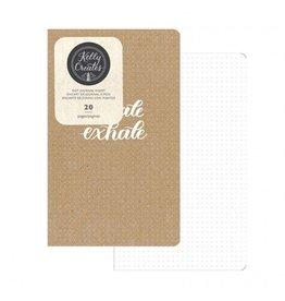 Kelly Creates Kelly Creates journaling Inserts Dots