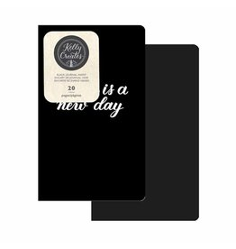 Kelly Creates Kelly Creates journaling inserts black