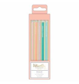 5 Bleistifte Pastell