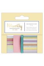 Washi Tape Set Noteworthy Pastell