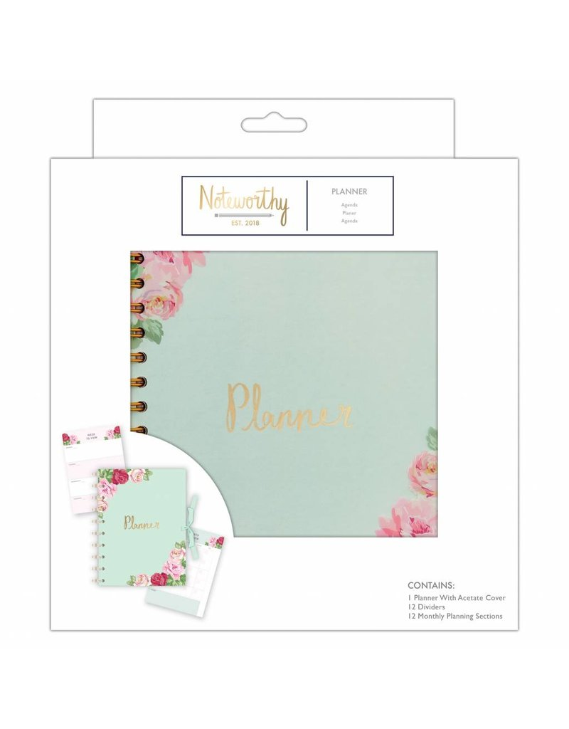 A5 Planner Noteworthy