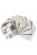 Craft Smith Craft Smith  Wood, Marble & Brass Paper Pad 12x12