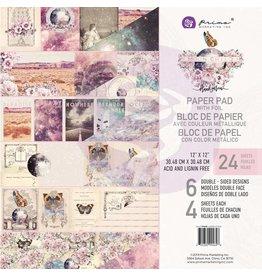 Prima Marketing Prima Marketing Moon Child 12x12 Inch Paper Pad