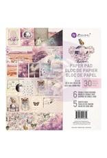 Prima Marketing Prima Marketing Moon Child 8x8 Inch Paper Pad