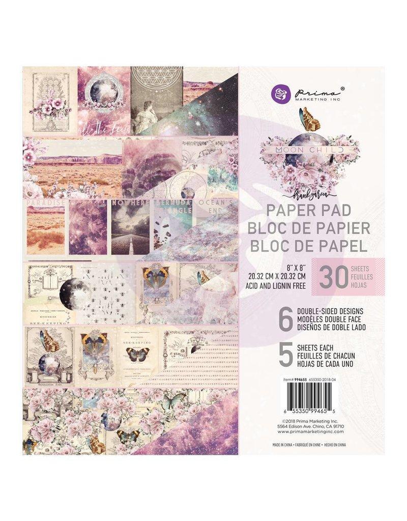 Prima Marketing Prima Marketing Moon Child 6x6 Inch Paper Pad